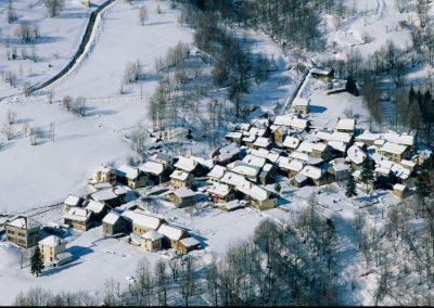 Clavans-le-haut hiver