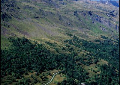 Vallée du Ferrand été